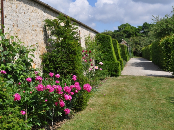 Le château de Breteuil dans les Yvelines (5ème partie)