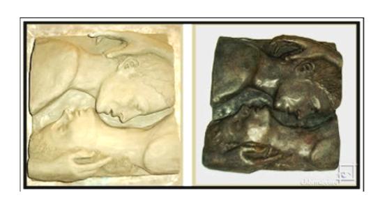 Sculpture : Un parfum d'audace...