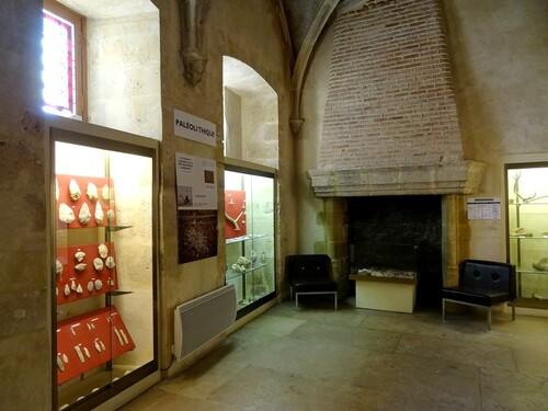 Le Musée de la ville de Sens (89)