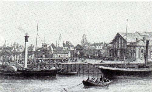 Les gares maritimes