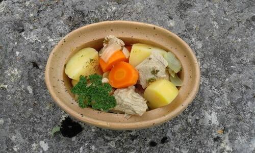 veau aux légumes