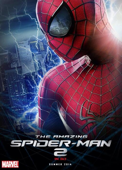 "Bonsoir a l'honneur : "" The Amazing Spiderman 2 """
