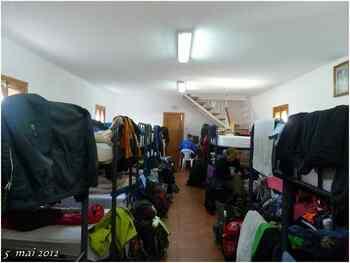 (J31) San Nicolas Del Real Camino / Calzadilla de la Cueza 5 mai 2012