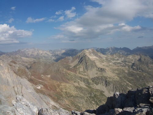 Séjour dans les Pyrénées à Cauterets, du 1er au 5 septebre 2014.