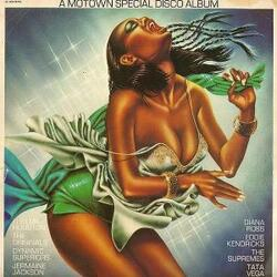 V.A. - A Special Motown Disco Album . Vol.1 - Complete LP