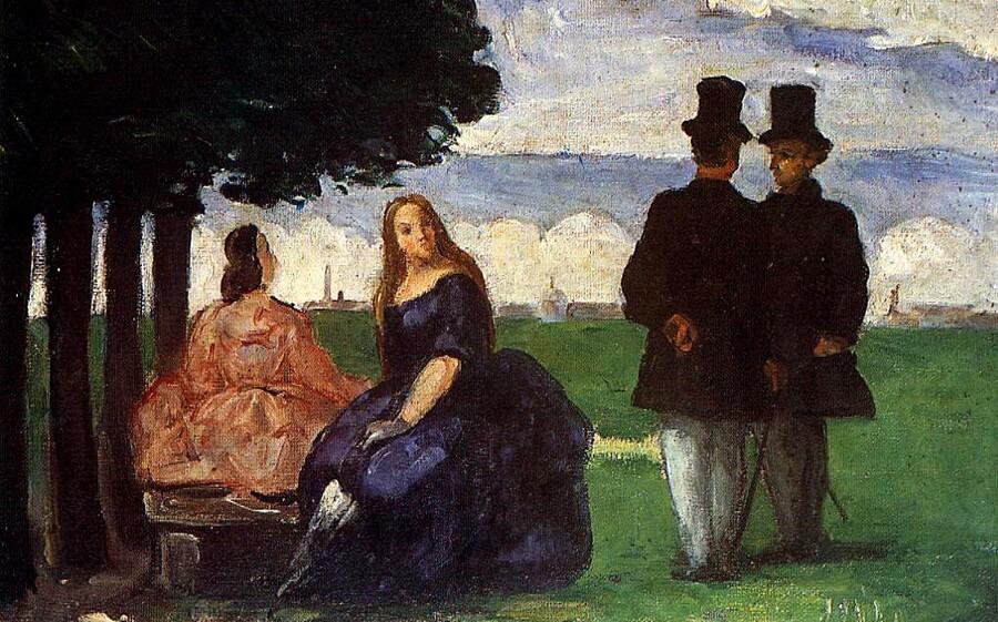 Cézanne 3 / Les aller-retour Paris-Aix ...