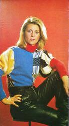 Décembre 1982 : très petite série... en deux tenues !