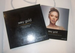 "Box Beauté #4: ""Sexy Gold"" de Makeup Line"