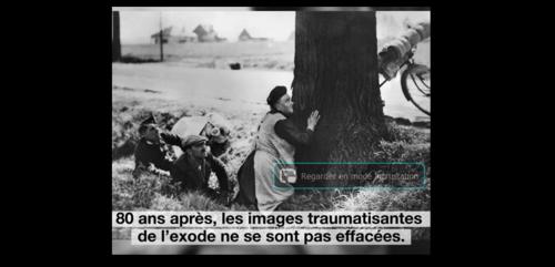 1940 : Paroles d'exode