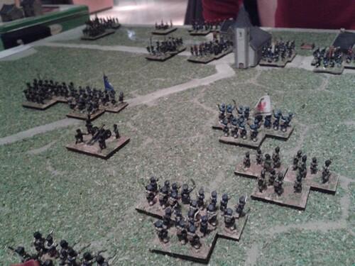 Seclin 2016 : Tactique 1814, le bilan.