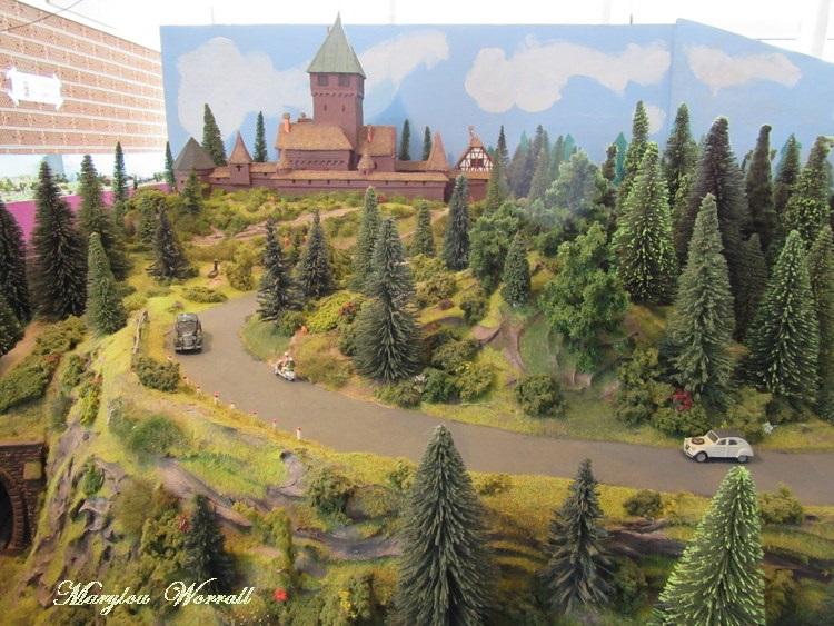 Exposition : Trains miniatures 1/