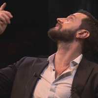 Richard Armitage Interview Old Vic Theater 2014