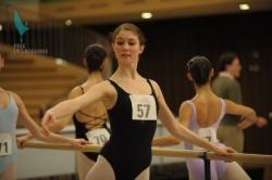 Un jour je serai danseuse - Julie Lojkine
