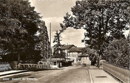Versoix - La Rue