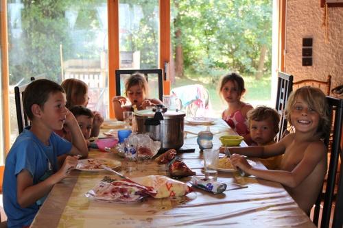 Grandes vacances 2012