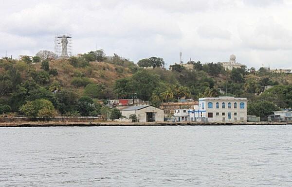 Cuba-La Havane(35) le Christ de La Havane