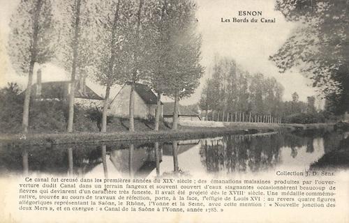 Famille Préau, Brienon-sur-Armançon (89)