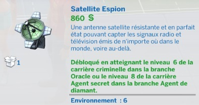 satellite espion