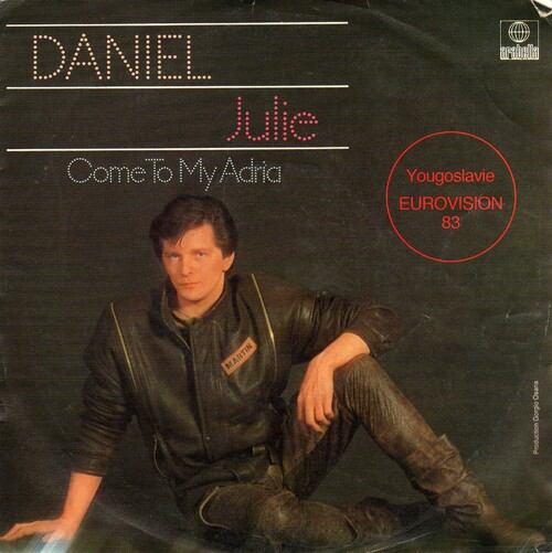Daniel - Julie (Eurovision 1983 - Yugoslavia) 01