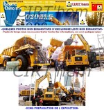XCMG XUZHOU MACHINERY: BAUMA CHINE 2014.