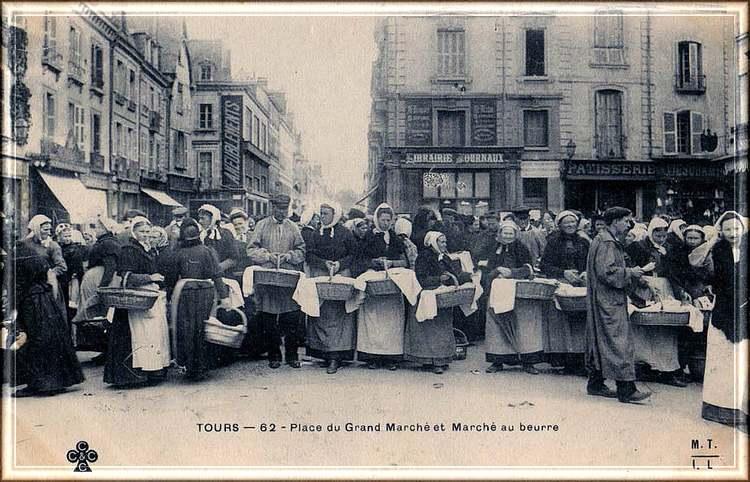 Le grand almanach de la France  -  La France d'autrefois : le beurre
