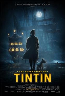 Les Aventures de Tintin: Le Secret de la Licorne de Steven Spielberge