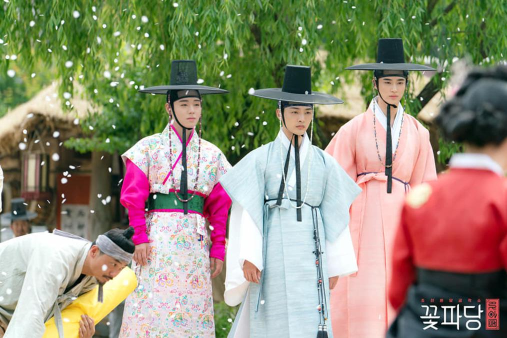 Flower Crew: Joseon Matchmaking Maneuver Agency