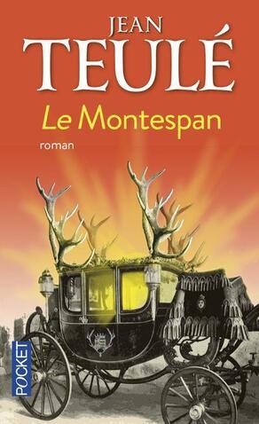 """""""Le Montespan"""" Jean Teulé"""