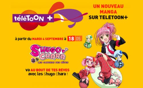 l'histoire de shugo chara