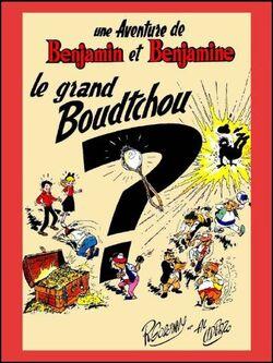 Le Grand Boudtchou - Uderzo et Goscinny
