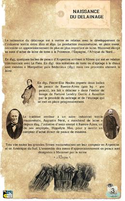 Les comptoirs mazamétains en Argentine (EXPOSITION)