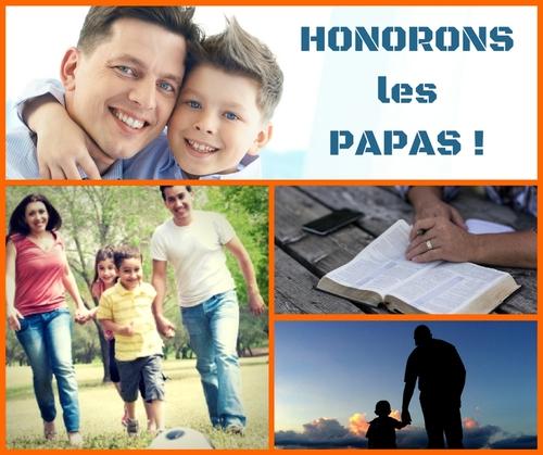Fête des Pères - Honorons les Papas !