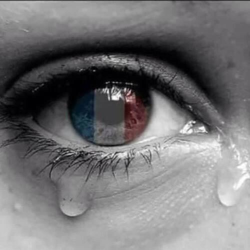La France est en deuil  !!!! homage a aux victime des attentats