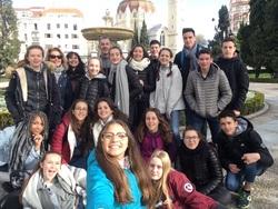 Projet Europe : échange Madrid Montauban