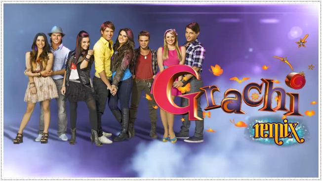 1- Grachi Remix