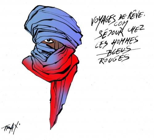 Mali centaine de personnes  tuées rebelles touaregs