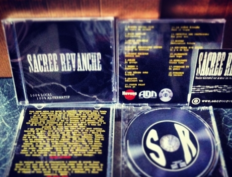 ADN Music Prod - Sacrée Revanche