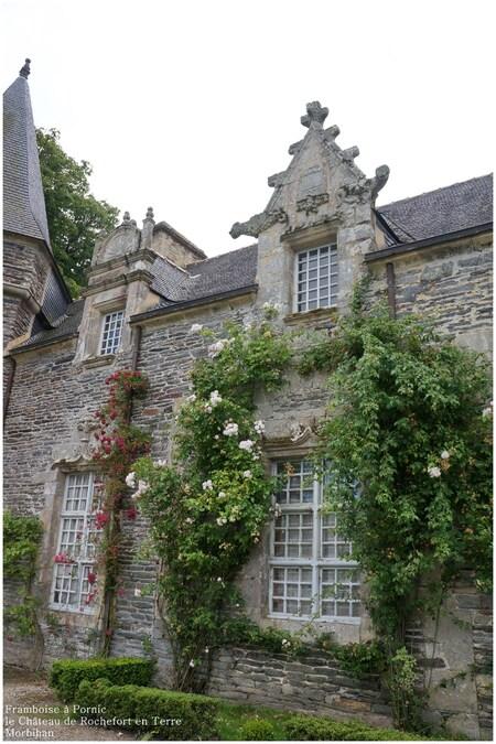 Château de Rochefort en Terre -56 -