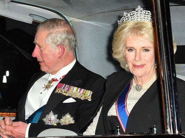 Queen's Diplomatic Reception