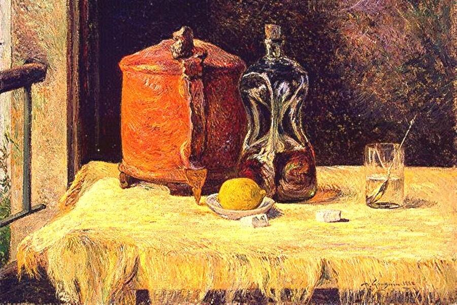 Gauguin 5 / 1881-1882