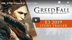 Greedfall présenté dans une nouvelle bande-annonce
