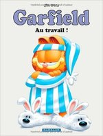 Garfield au travail de Jim Davis