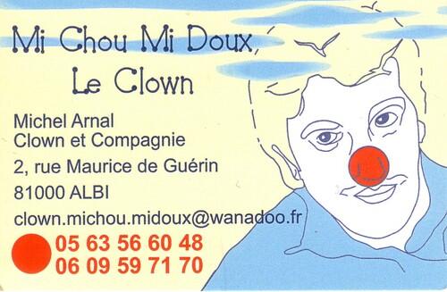 Le Clown: Mi chou Mi doux