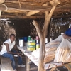 Burkina Bomborokuy Marchand de pain