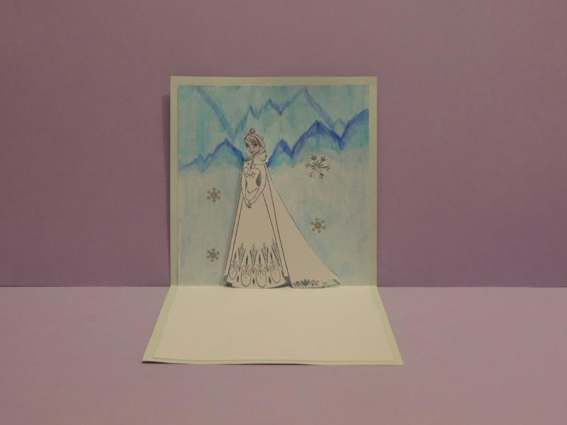 La reine des neige et les barbapapa