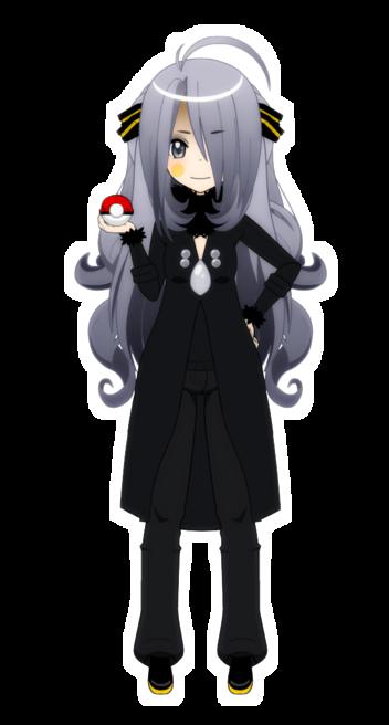 [Kisekae - Pokemon x Pokemaloid] Cynthia style