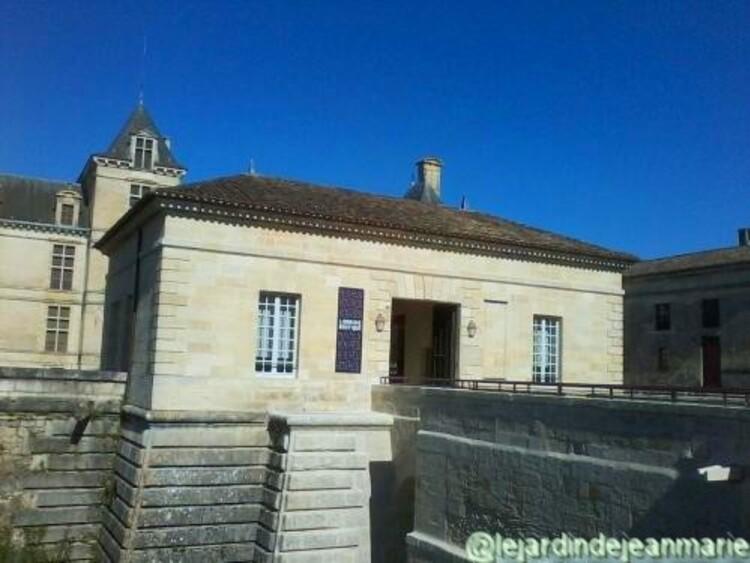 Château de Cadillac(À 35 km de Bordeaux, dominant la Garonne et la bastide de Cadillac, visitez le château des ducs d'Épernon