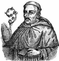 Bienheureux Vincent Kadlubeck, évêque de Cracovie († 1223)