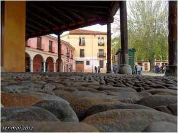 (J27) Santiago / Leon 1er mai 2012