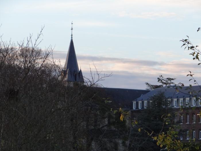 St Aubin - Le couvent